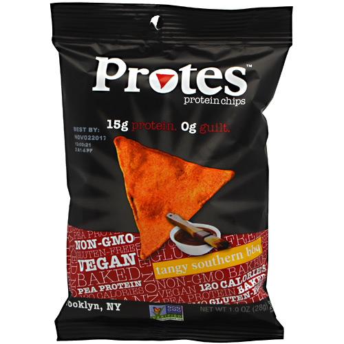 Protes Protein Chips - Tangy Southern BBQ - 24 ea