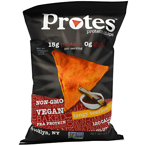 Protes Protein Chips - Tangy Southern BBQ - 12 ea