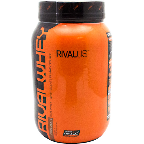 Rivalus Rival Whey - Chocolate - 2 lbs