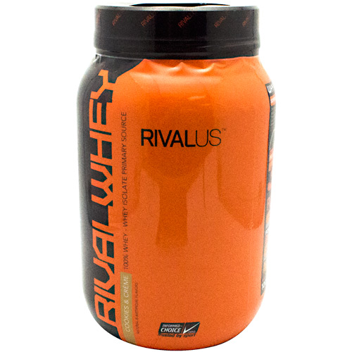 Rivalus Rival Whey - Cookies & Creme - 2 lbs