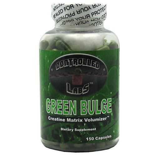 Controlled Labs Green Bulge - 150 ea