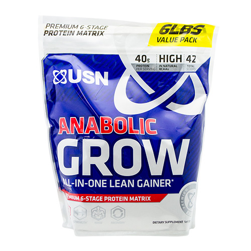 USN Anabolic Grow - Cookies & Cream - 6 lb