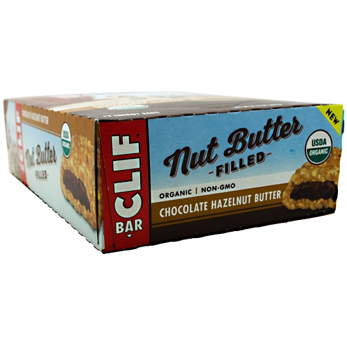 Clif Bar Energy Bar - Chocolate Hazelnut Butter - 12 ea