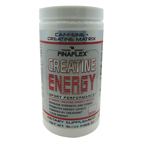 Finaflex (redefine Nutrition) Creatine Energy - Fruit Punch - 60 ea