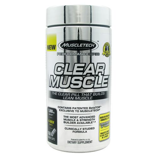 MuscleTech Clear Muscle - 168 ea