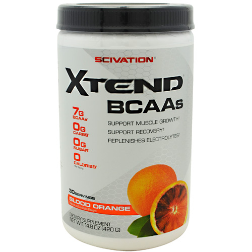 Scivation Xtend - Blood Orange - 30 ea