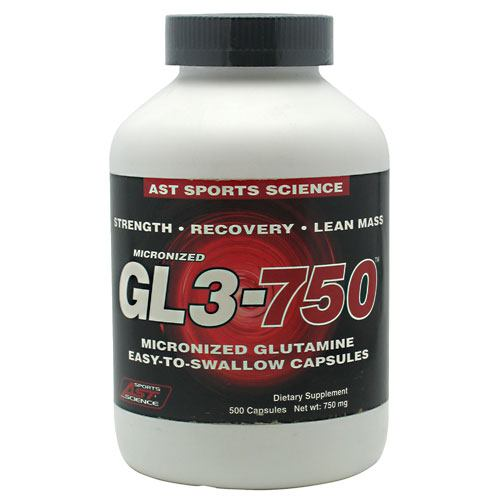 AST Sports Science Micronized GL3 750 - 500 ea