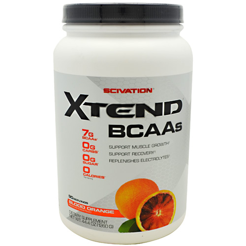 Scivation Xtend - Blood Orange - 90 ea