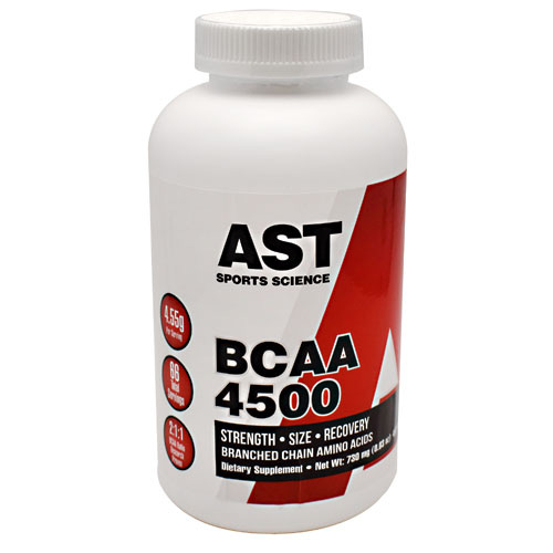 AST Sports Science BCAA 4500 - 462 ea
