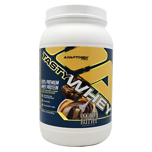 Adaptogen Science Performance Series Tasty Whey - Cookie Butter - 2 lb