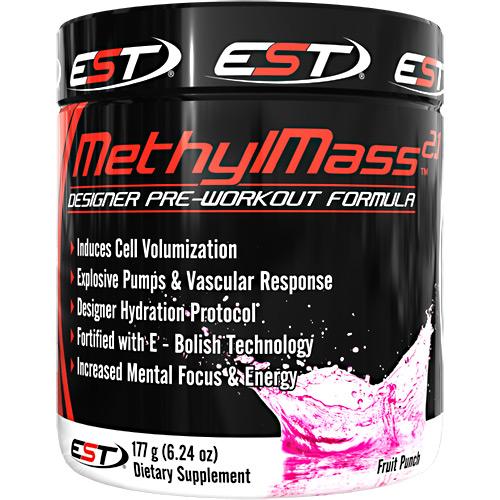EST Methyl Mass 2.1 - Tropical Fruit Punch - 30 ea