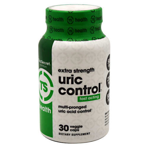 Top Secret Nutrition Uric Control - 30 ea