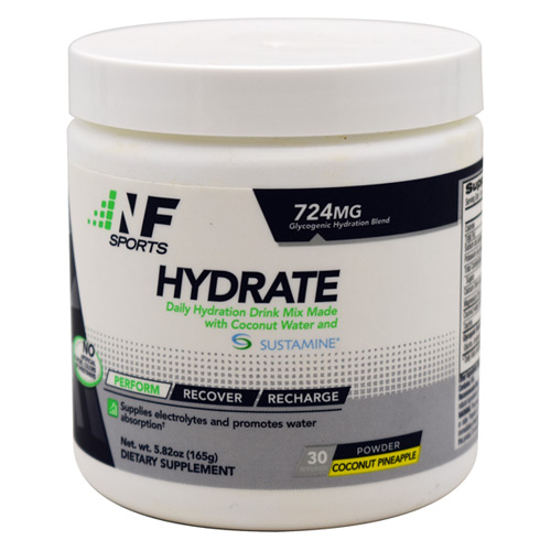 NF Sports Hydrate - Coconut Pineapple - 30 ea