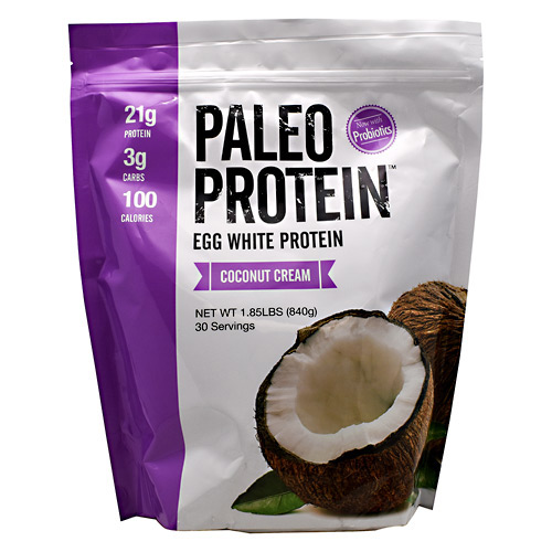 Julian Bakery Paleo Protein - Coconut Cream - 30 ea