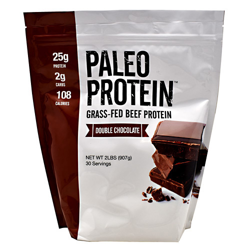 Julian Bakery Paleo Protein - Double Chocolate - 30 ea