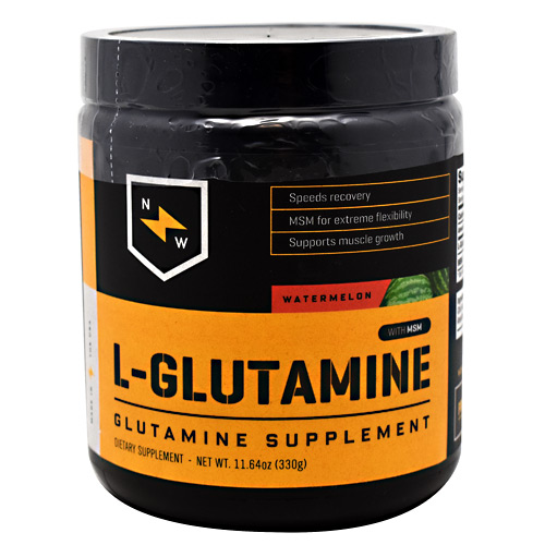 New Whey Nutrition L-Glutamine - Watermelon - 60 ea