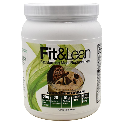 MHP Fit & Lean - Cookies & Cream - 10 ea