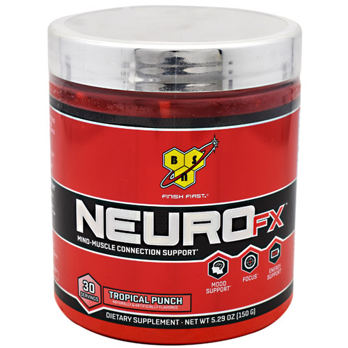 BSN Neuro FX - Tropical Punch - 30 ea