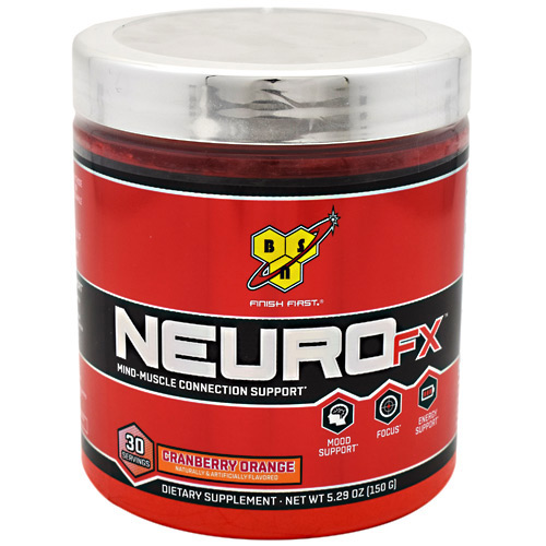 BSN Neuro FX - Cranberry Orange - 30 ea