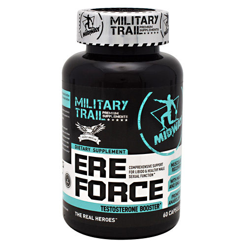 Midway Labs Military Trail Premium Supplements EREforce - 60 ea