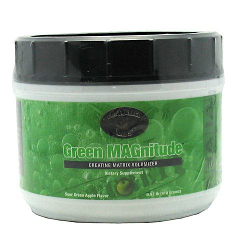 Controlled Labs Green Magnitude - Green Apple - 0.92 lb
