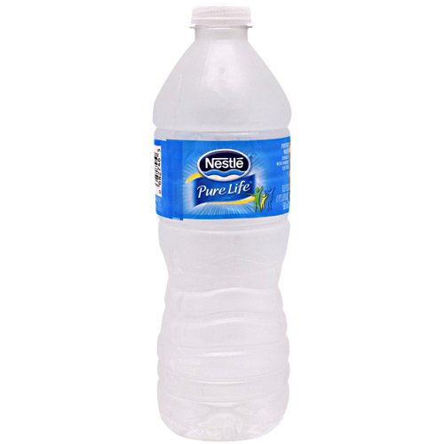Nestle Waters Pure Life Purified Water - 35 ea
