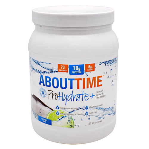 SDC Nutrition About Time ProHydrate - Coconut Lime - 30 ea
