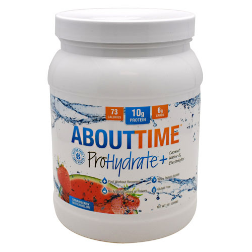 SDC Nutrition About Time ProHydrate - Strawberry Watermelon - 30 ea