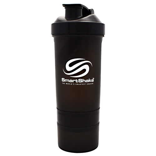 Smart Shake Original Shaker Cup - Gunsmoke Black - 20 oz