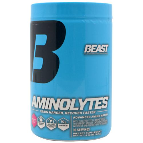 Beast Sports Nutrition Aminolytes - Watermelon - 30 ea