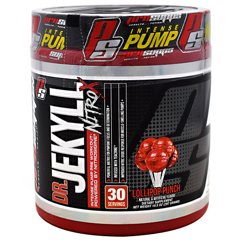 Pro Supps Dr. Jekyll Nitro X - Lollipop Punch - 30 ea
