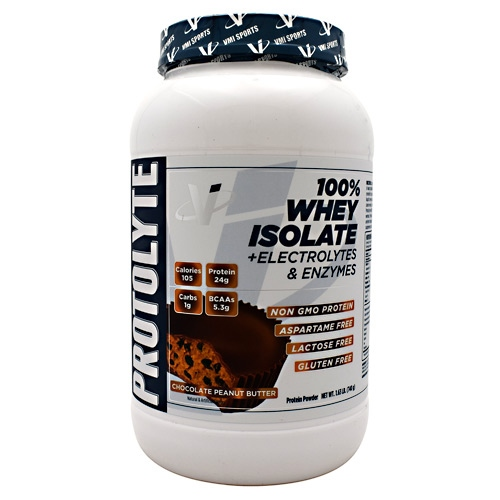 VMI Sports ProtoLyte 100% Whey Isolate - Chocolate Peanut Butter - 1.63 lb