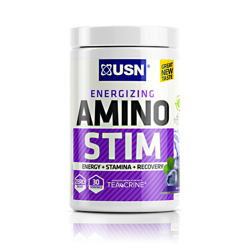 Ultimate Sports Nutrition Cutting Edge Series Amino Stim - Acai Berry - 30 ea