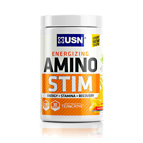 Ultimate Sports Nutrition Cutting Edge Series Amino Stim - Mango Pineapple - 30 ea