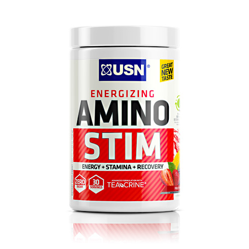 Ultimate Sports Nutrition Cutting Edge Series Amino Stim - Fruit Punch - 30 ea