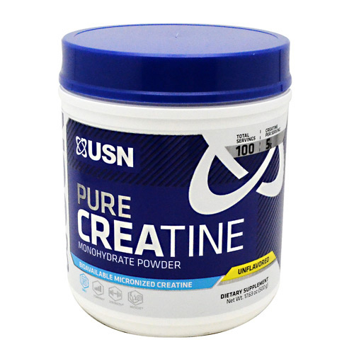 Ultimate Sports Nutrition Pure Creatine - Unflavored - 100 ea