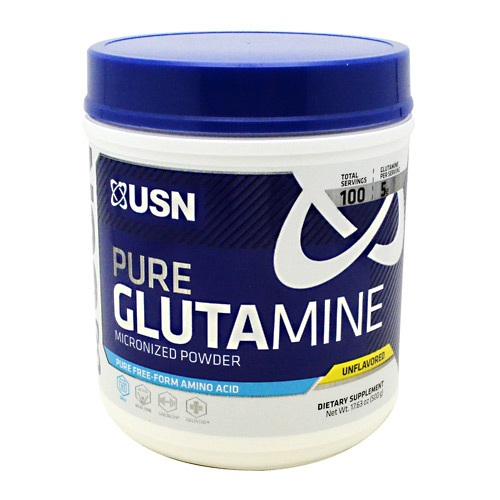 Ultimate Sports Nutrition Pure Glutamine - Unflavored - 100 ea