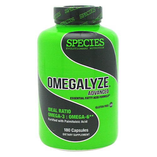 Species Nutrition Omegalyze Advanced - 180 ea