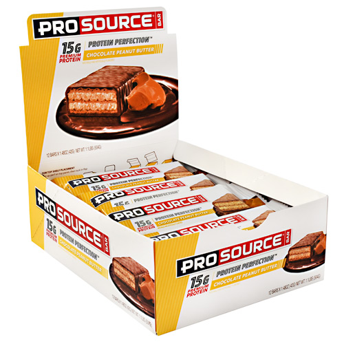 ProSource ProSource Bar - Chocolate Peanut Butter - 12 ea
