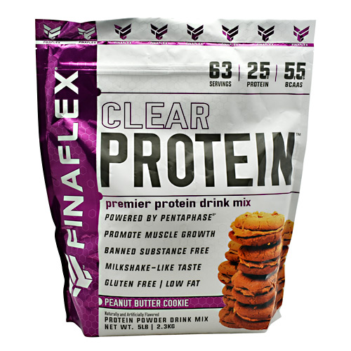 Finaflex Clear Protein - Peanut Butter Cookie - 5.1 lbs