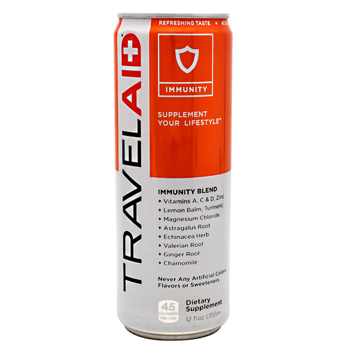 LifeAid Beverage Company TravelAid - 12 ea