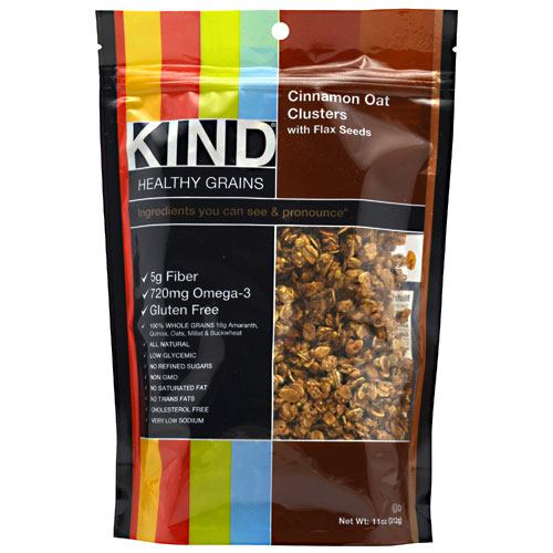 Kind Snacks Healthy Grains - Cinnamon Oat - 11 oz