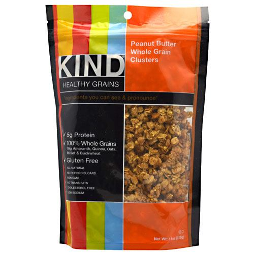 Kind Snacks Healthy Grains - Peanut Butter - 11 oz