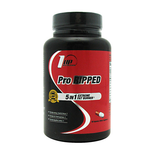 1 UP Nutrition Pro Ripped - 60 ea