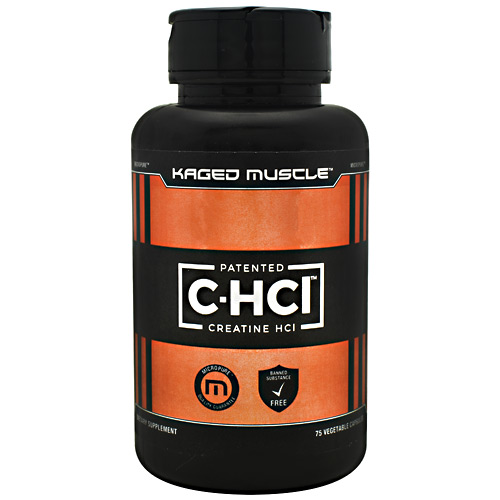 Kaged Muscle C-HCI - 75 ea