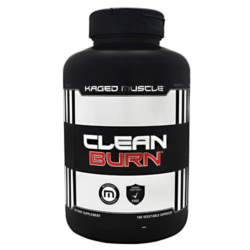 Kaged Muscle Clean Burn - 180 ea