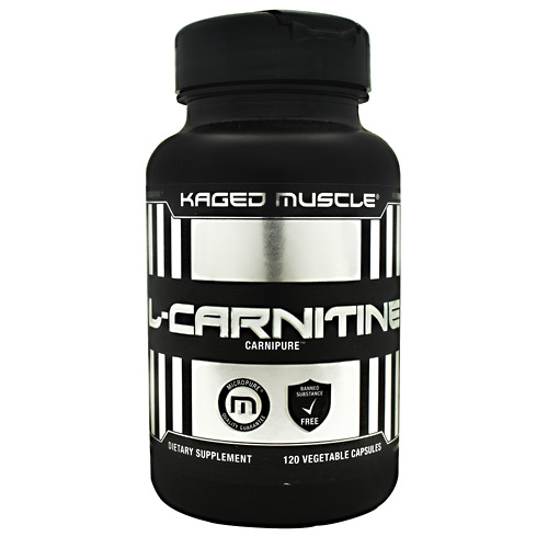 Kaged Muscle Carnipure L-Carnitine - 120 ea