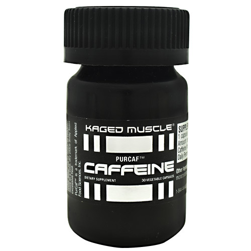 Kaged Muscle Caffeine - 30 ea