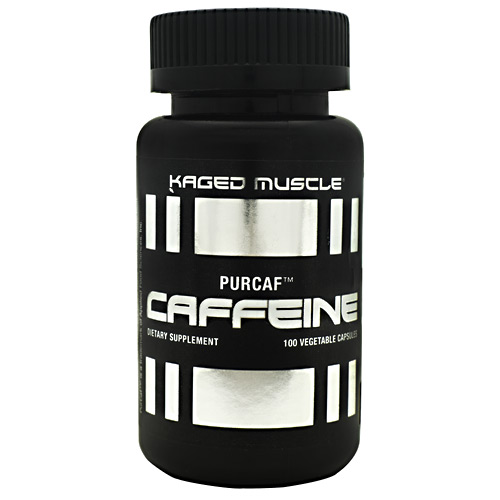 Kaged Muscle Caffeine - 100 ea