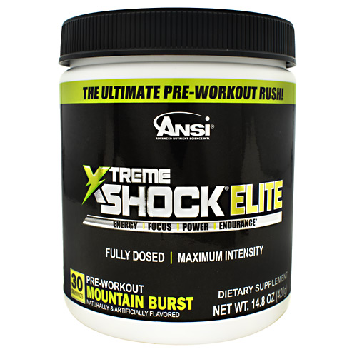 ANSI Xtreme Shock Elite - Mountain Burst - 30 ea